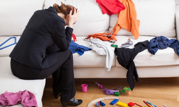 What To Do When You're in a Decluttering Funk