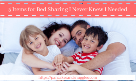 5 Items For Bed Sharing I Never Knew I Needed