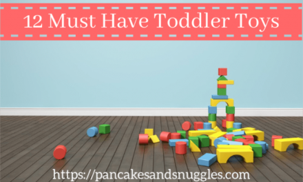 12 Must Have Toddler Toys