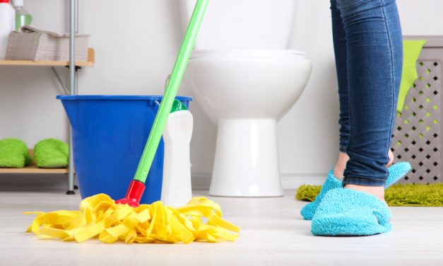 How to Deep Clean Your House With 2 Under 2
