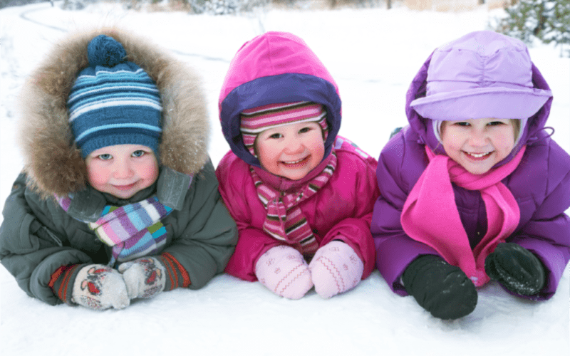 5 Must Have Winter Baby Clothes