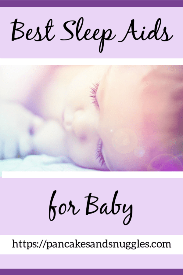 Looking for gentle ways to help baby go to sleep? Look no further! Best sleep aids for baby right here. #gentle, #attachment parenting, #baby sleep aids