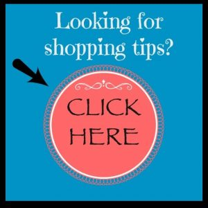 Looking for shopping tips? Click here