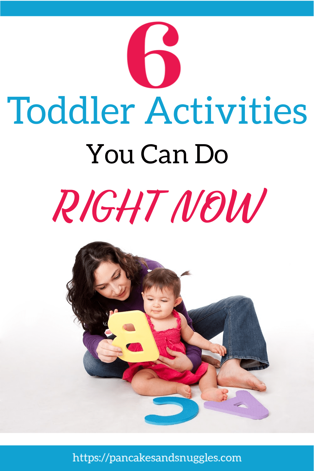 6 Toddler Activities You Can Do Right Now