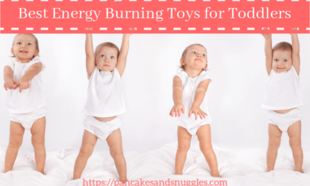 Best Energy Burning Toys for Toddlers