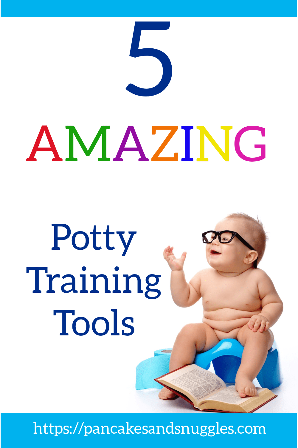 5 Amazing Potty Training Tools