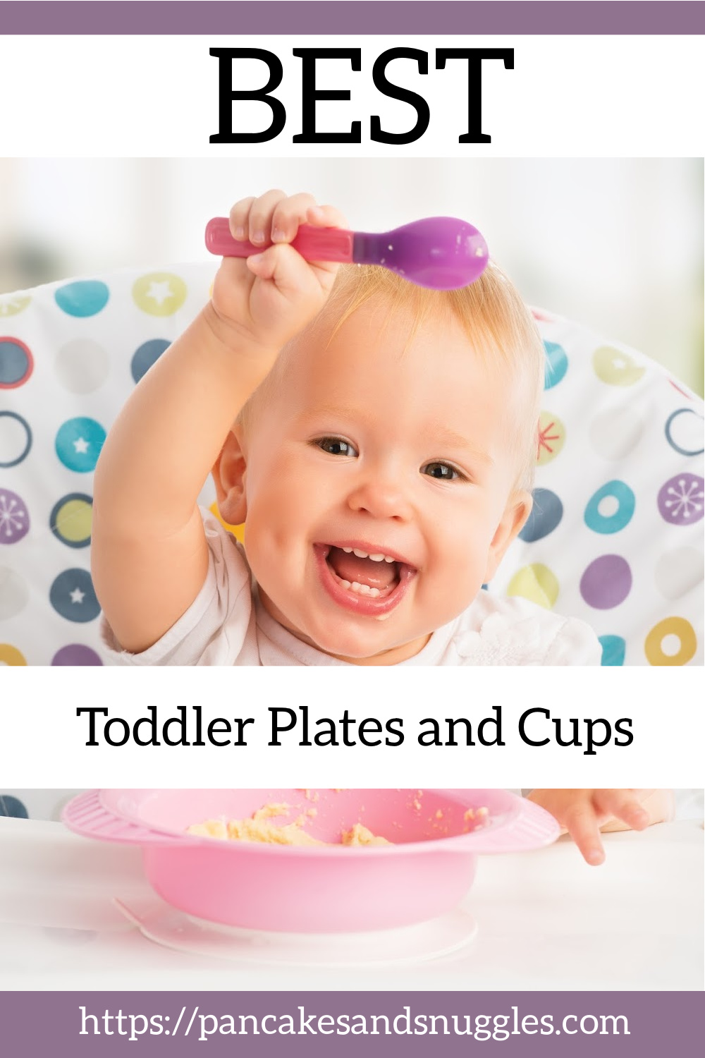 Best Toddler Plates and Cups
